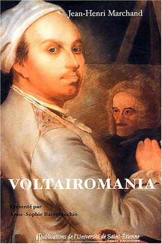 9782862723167: Voltairomania (French Edition)
