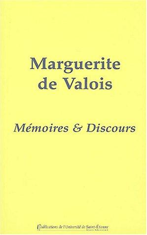 9782862723327: Marguerite de Valois : M�moires et discours