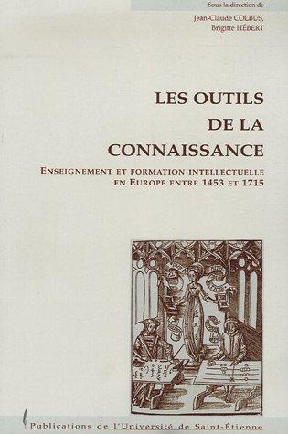 Les outils de la connaissance (French Edition): Jean-Claude Colbus