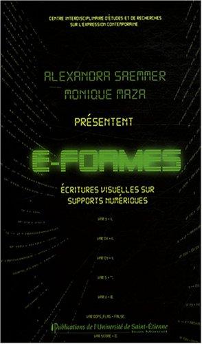 E-Formes (French Edition): Monique Maza