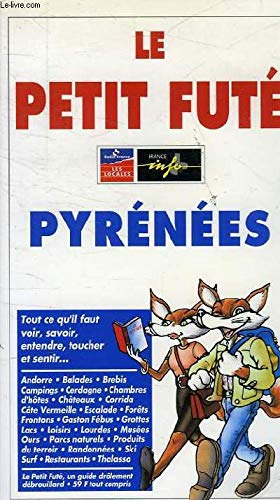 9782862730325: PETIT FUTE PYRENEES