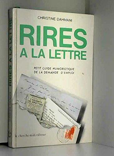 9782862741260: PETIT GUIDE HUMORISTIQUE DE LA DEMANDE D'EMPLOI.