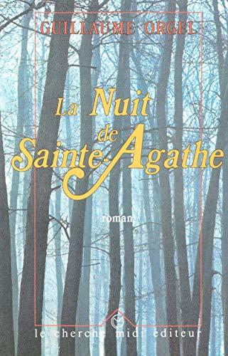 9782862742205: La nuit de Sainte-Agathe