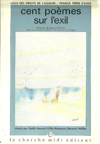 9782862742502: Cent poèmes sur l'exil