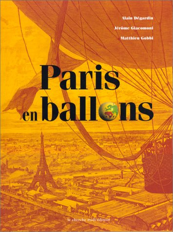 Paris en ballon