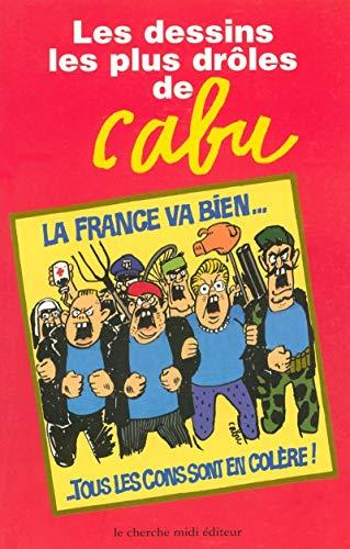 9782862748177: Les Dessins les plus drôles de Cabu