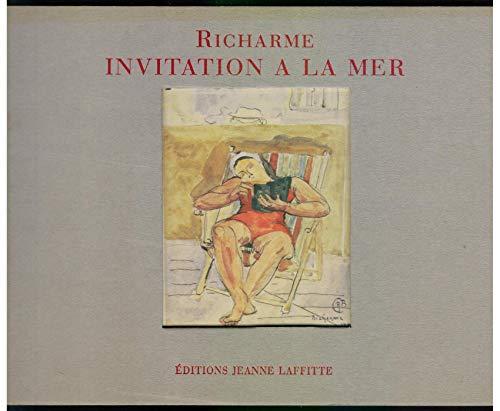 9782862763927: Invitation a la Mer - Pr�sentation Estelle Goutorbe