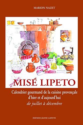 Mise Lipeto Par Nazet Marion Jeanne Laffitte 9782862764290