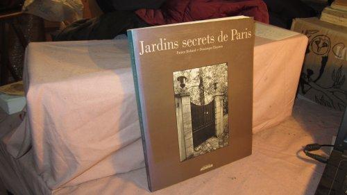 9782862821054: Jardins secrets de Paris (Archétypes/Architecture) (French Edition)
