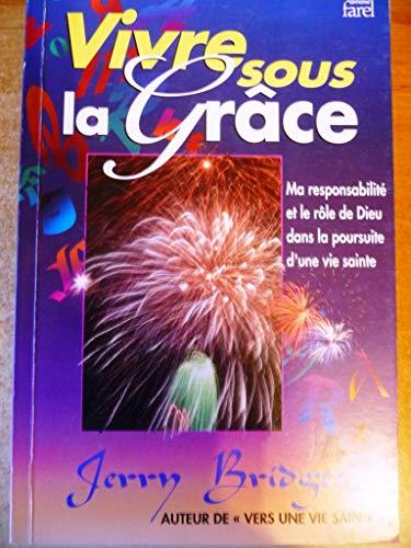 9782863141786: Vivre Sous la Grace