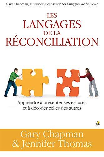 9782863143520: Les langages de la réconciliation (French Edition)