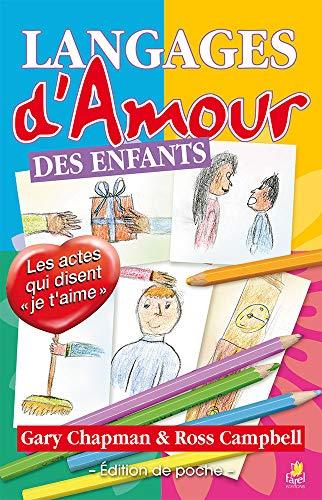 9782863144657: Les langages d'amour des enfants