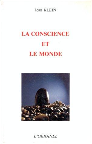 9782863160442: La conscience et le monde