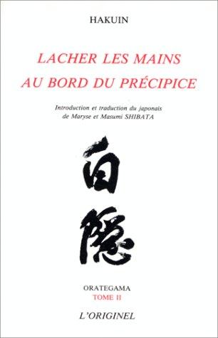 9782863160480: Orategama 2 Lacher les Mains au Bord du Precipice (French Edition)