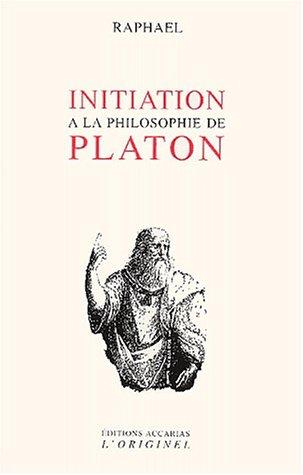 9782863160978: initiation a la philisophie de platon