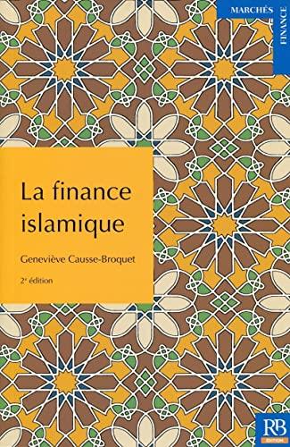la finance islamique: Geneviève Causse-Broquet