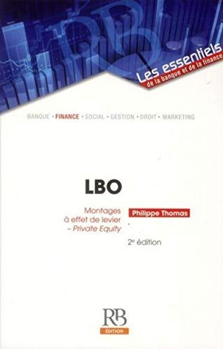9782863255940: LBO : Montages à effet de levier - Private Equity