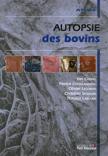 9782863262290: Autopsie des bovins (French Edition)