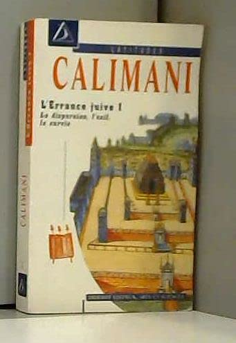 L'Errance Juive T.1 : La Dispersion, L'Exil,: Collectif