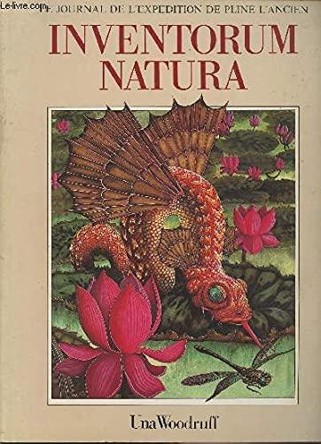 9782863380093: Inventorum natura : Le voyage extraordinaire de Pline