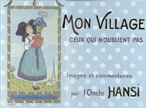 9782863390467: Mon village-Hansi