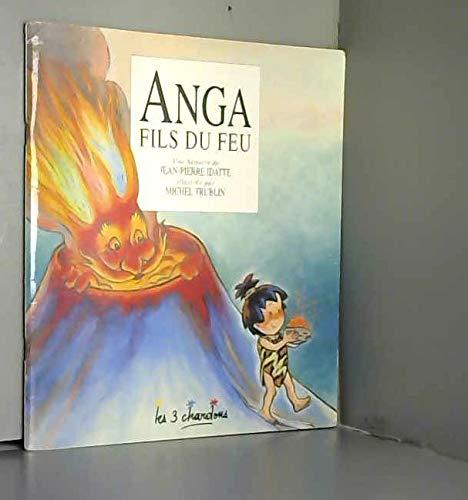 9782863580479: Anga fils du feu