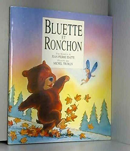 9782863580592: Bluette et ronchon