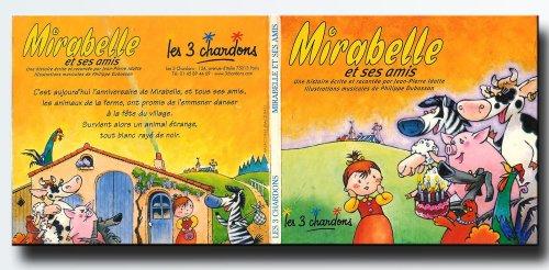 9782863580929: Mirabelle et ses Amis (1CD audio)