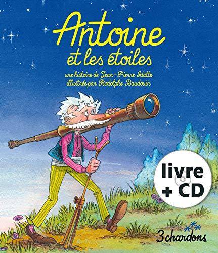 9782863581483: Antoine et les étoiles (1CD audio)