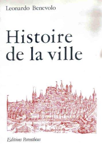 9782863640135: Histoire de la ville