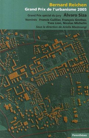 9782863642054: Grand Prix de l'urbanisme 2005 : Bernard Reichen