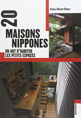 9782863642504: 20 maisons nippones (French Edition)