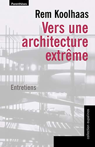 9782863646403: L'Architecture est une profession dangereuse : Entretiens