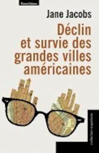 9782863646625: Déclin et survie des grandes villes américaines
