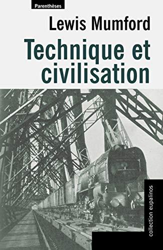 9782863646724: Technique et civilisation