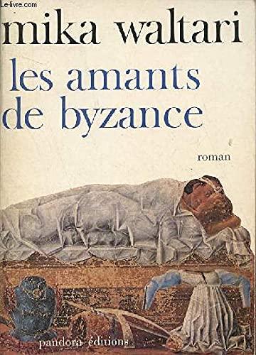 9782863710210: Les amants de byzance