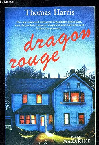 9782863740941: Dragon Rouge