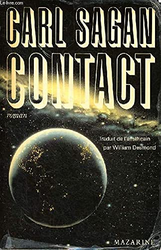 Contact Contact, Carl Sagan, New, 9782863742334 book New