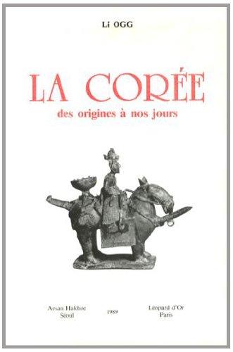 9782863770733: La Cor�e, des origines � nos jours
