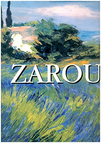 9782863771372: Zarou : [exposition, Cannes, Art world gallery, 1996]