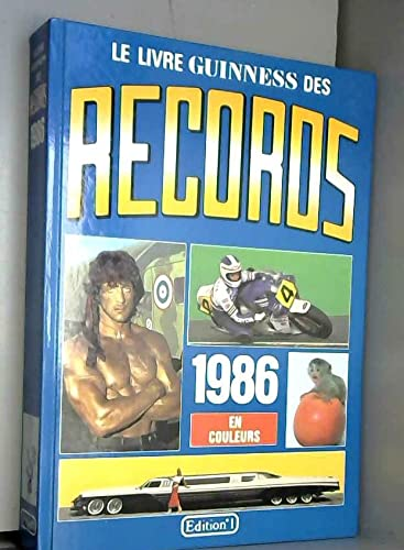 Le Livre Guinness des records (2863911422) by Guinness World Records