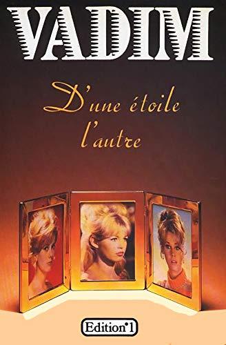 9782863911914: D'une étoile l'autre (French Edition)