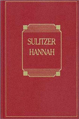 9782863912454: Hannah (Ed.Numero 1)