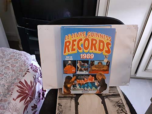 le livre guinness des records 1988 abebooks. Black Bedroom Furniture Sets. Home Design Ideas