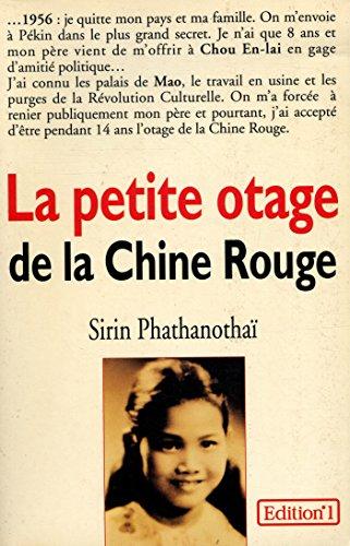 9782863916926: La petite otage de la Chine rouge