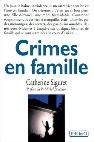 9782863917060: Crimes en famille