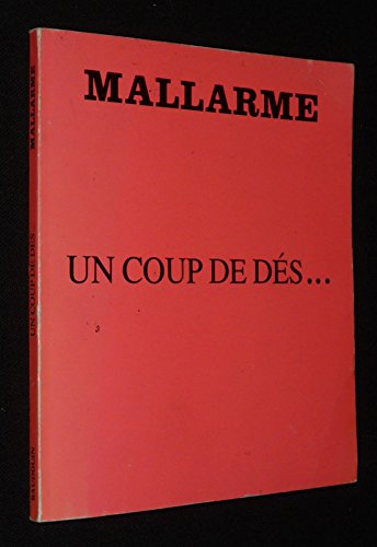 9782863960363: Un Coup De Des ...