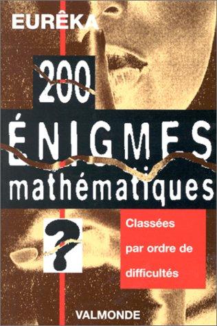 9782864011057: 200 �nigmes math�matiques