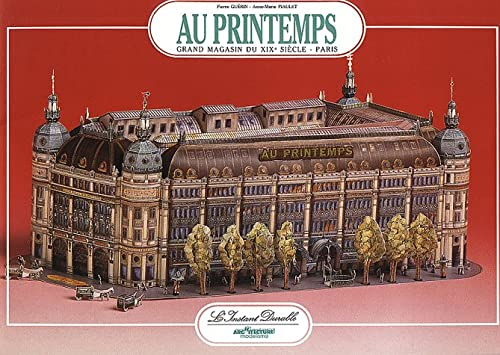 9782864040507: Le Printemps: Grand Magasin du XIXe Siècle - Paris