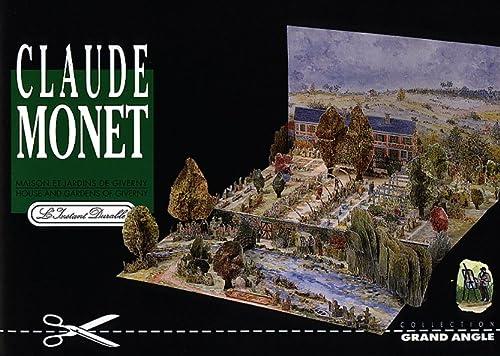 9782864040545: Claude monet - jardins de giverny (Grand Angle)